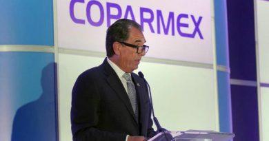 Coparmex exige resultados a autoridades locales