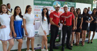 Realizan con éxito, Torneo de Golf Coparmex CIBanco