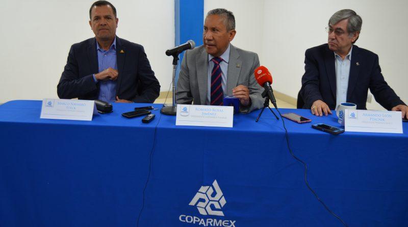 Coparmex: Apartidista, contra factureras y a favor de la legalidad