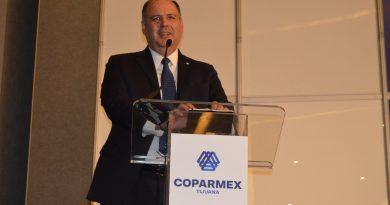 'Primero la salud', prioriza Coparmex