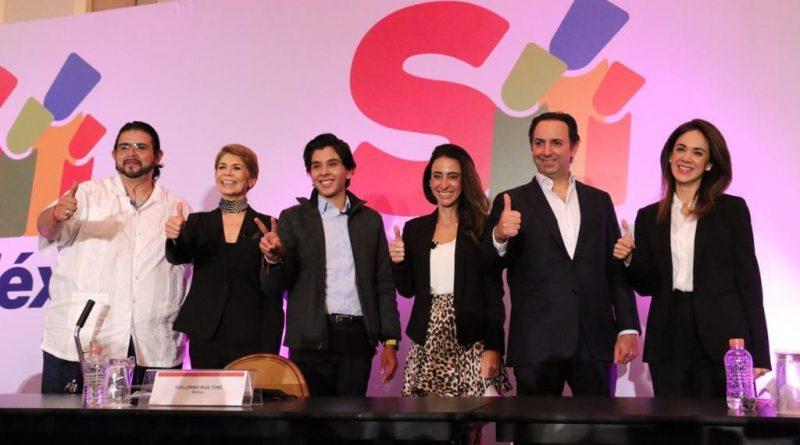 COPARMEX se une a las cientos de organizaciones de la sociedad civil que retan a los partidos y a los gobiernos a decir ¡Sí por México!